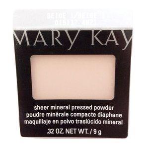 Beige MK Pressed Powder!!
